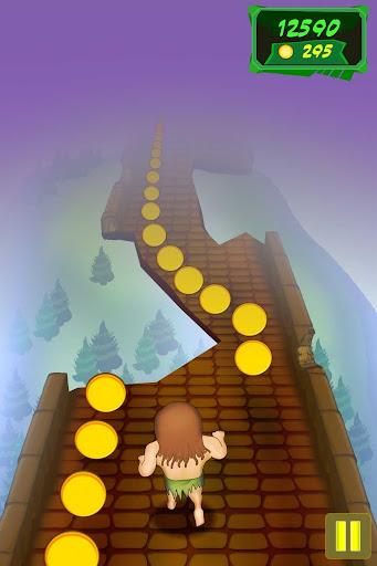 【免費街機App】Jungle World Run-APP點子