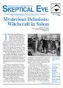 Delírios misteriosa bruxaria em Salem
