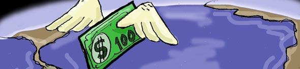 Pense bem antes de investir o seu dinheiro.