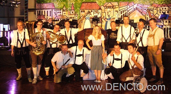 The Bavarian Sound Express Band