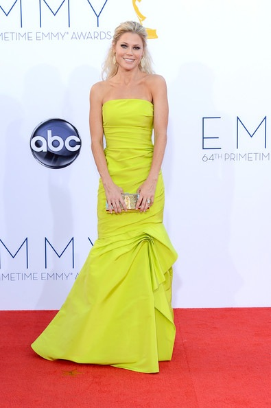 Julie Bowen 64th Annual Primetime Emmy Awards