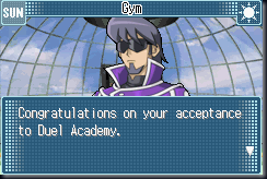 Yu-Gi-Oh! GX - Duel Academy