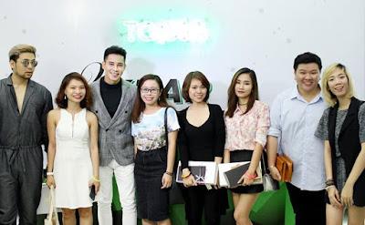 Chúc mừng thương hiệu giày Việt Nam chất lượng cao 8TOPIA yêu