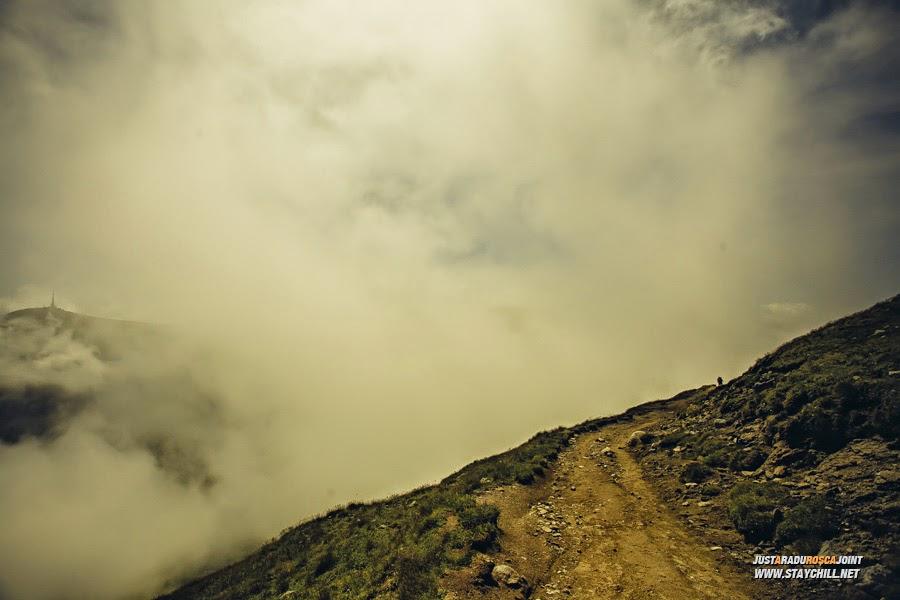 Norii au fost cei care ne-au arătat drumul o bună bucată de vreme. NOT
