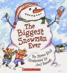 The Biggest Snowman Evrer