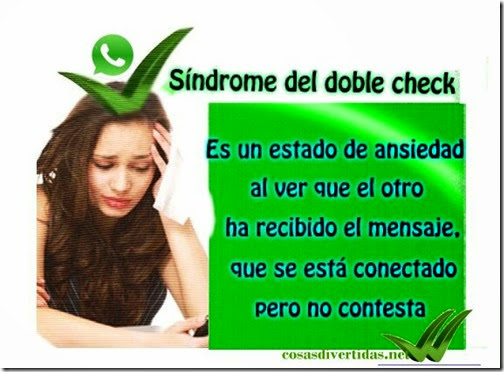 SINDROME DEL DOBLE CHECK 1