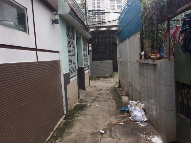 Bán Nhà Hẻm Phan Văn Trị Gò Vấp 03