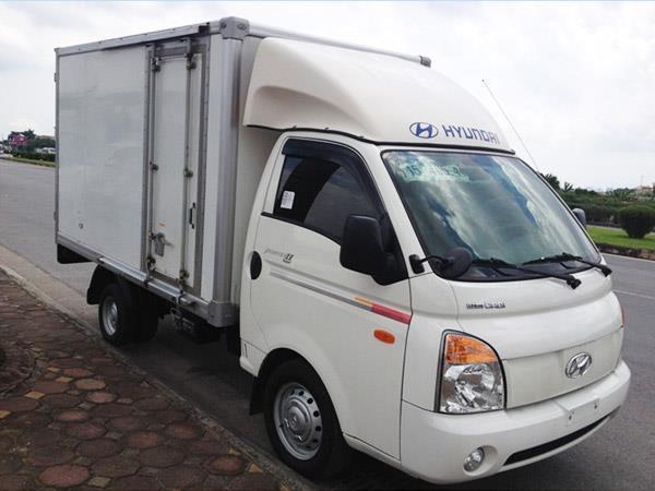 xe bãi 1 tấn hyundai