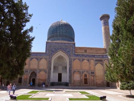 11. Mausoleul lui Timur Lenk, Samarkand, Uzbekistan.JPG