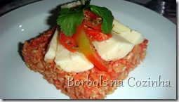Arroz Integral de Betterraba