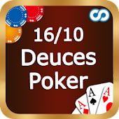 16/10 Deuces Poker