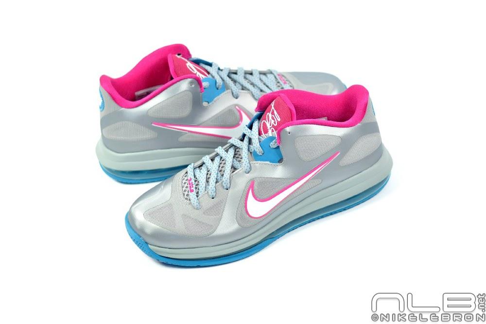 ... The Showcase Nike LeBron 9 Low WBF London Fireberry ... 80ffe9a4cb
