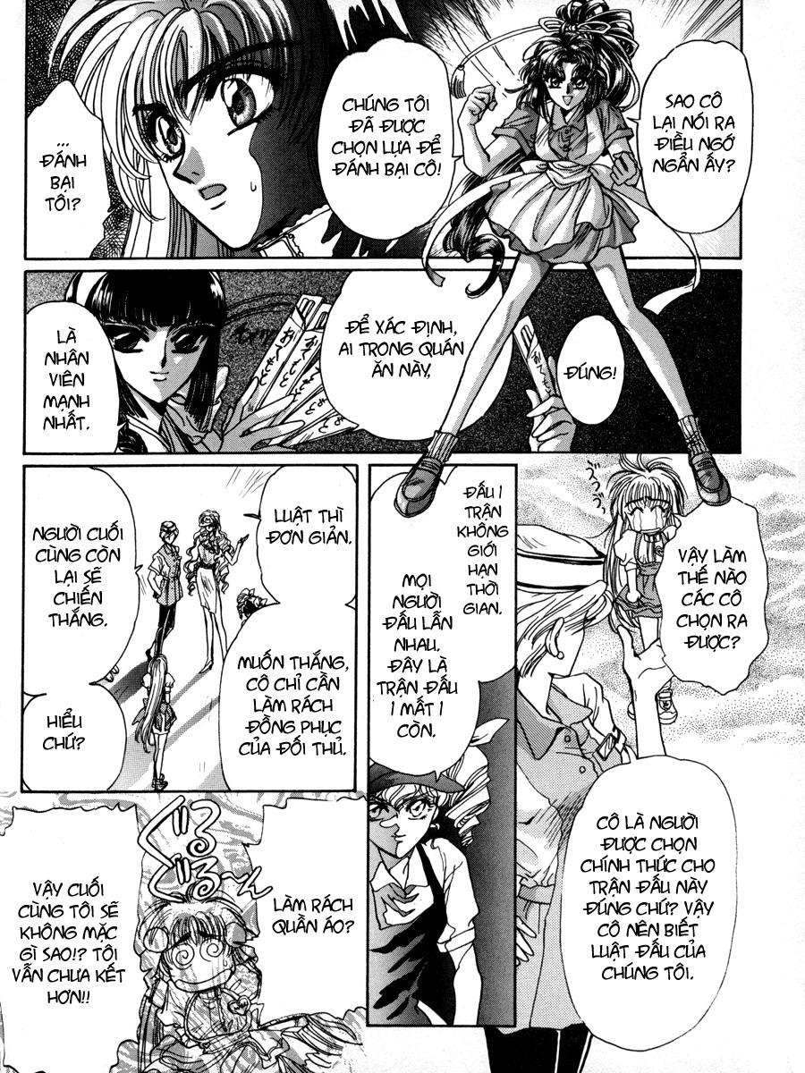Miyuki In The Wonderland Chap 004