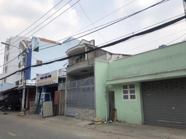 Bán nhà cấp 4 Mặt Tiền Đông Hưng Thuận 2 Quận 12 - 002