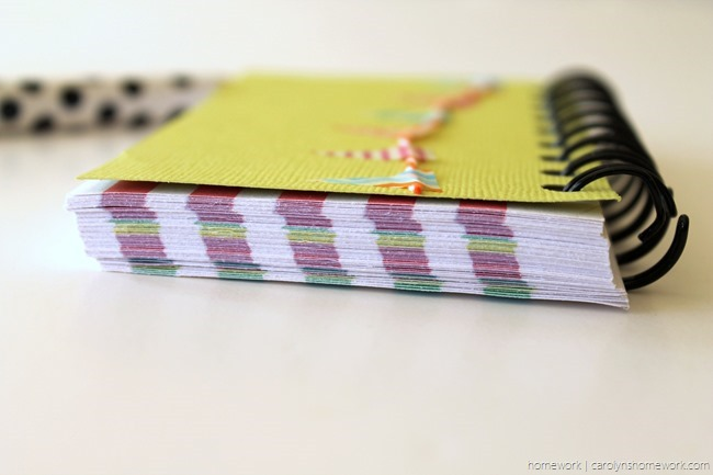 The Cinch DIY Notebooks via homework - carolynshomework (3)