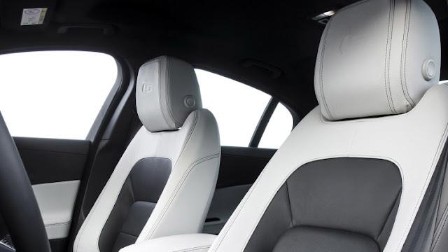 Nội thất Xe Jaguar XE phiên bản 2017-05