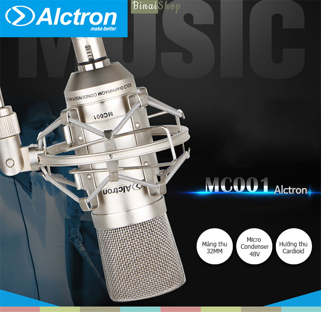 Alctron MC001