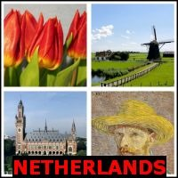NETHERLANDS- Whats The Word Answers