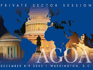 Africa Growth and Opportunity Act (AGOA). africacncl.org