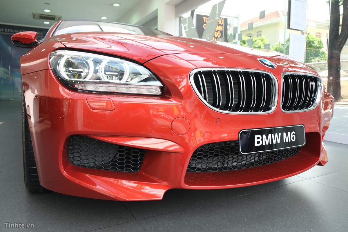 Xe BMW M6 Gran Coupe 02
