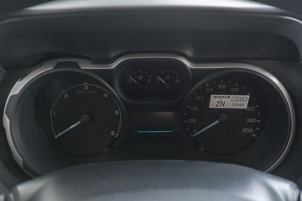 Nội thất xe Bán Tải Ford Ranger Hoàn Toàn Mới 07