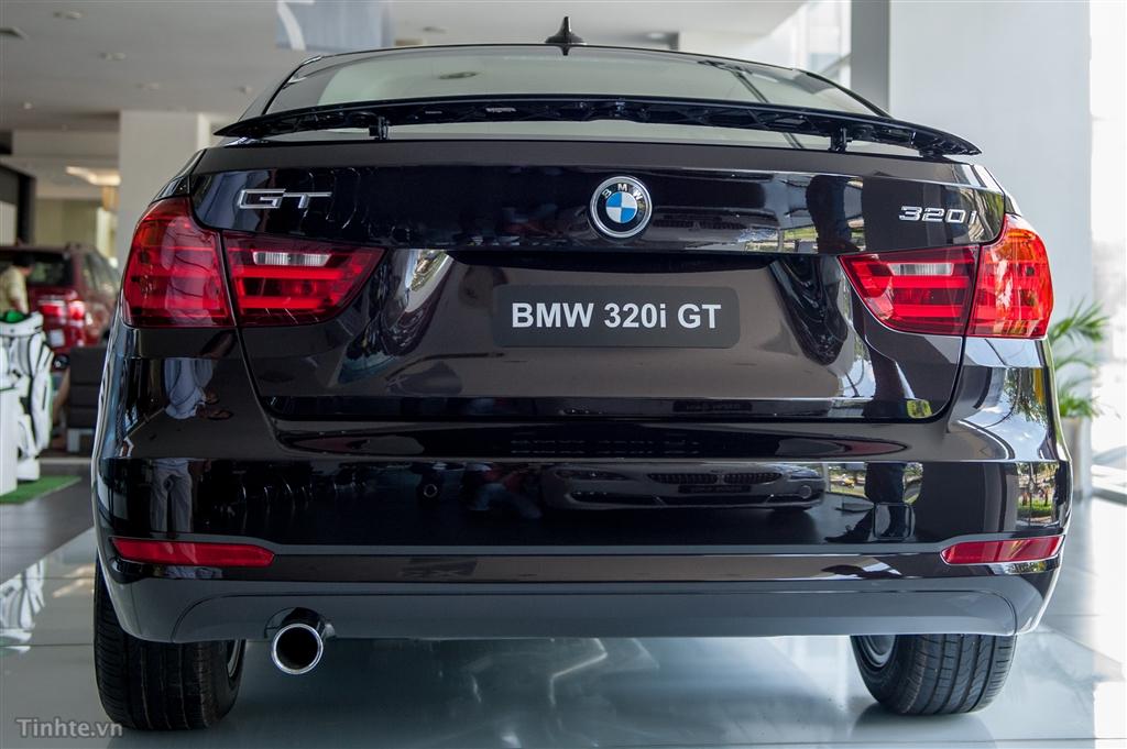 Ngoại thất xe BMW 320i GT 07
