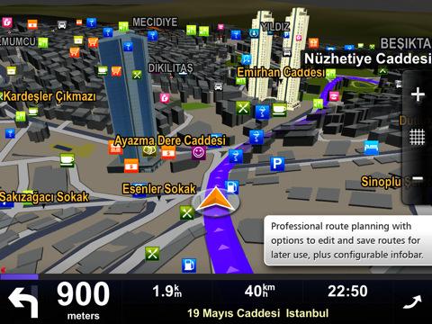 Sygic Gps Navigasyon Full v16.0.0