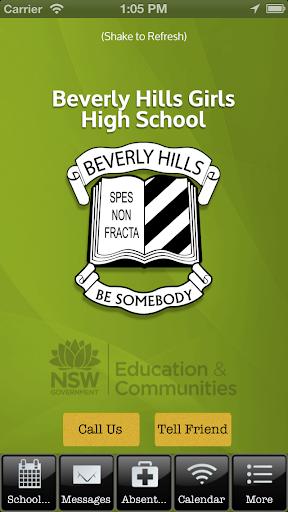 Beverly Hills Girls HighSchool