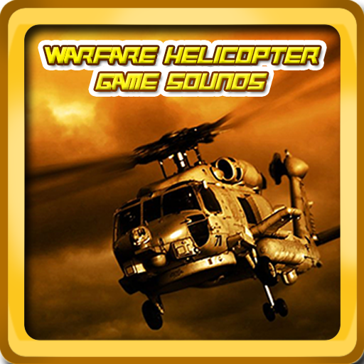 Warfare Helicopter Game Sounds 動作 App LOGO-APP試玩