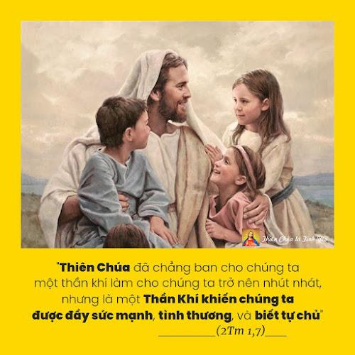 Mỗi ngày, xin hãy phó thác cho Chúa