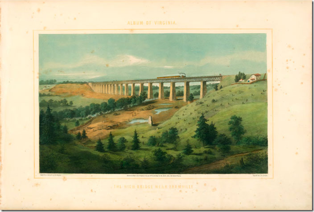 High Bridge Postcard