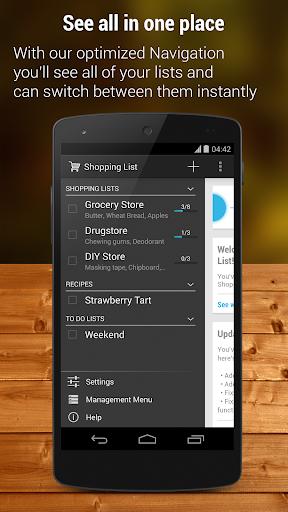 Shopping List - Pro