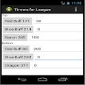 Timer App League of Legends icon