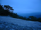 night from Mt. Welch in the White Mountains of New Hampshire