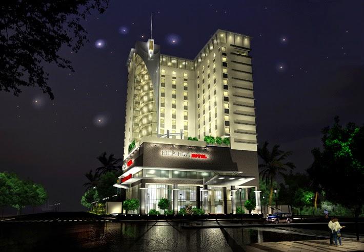 hotel autocad file