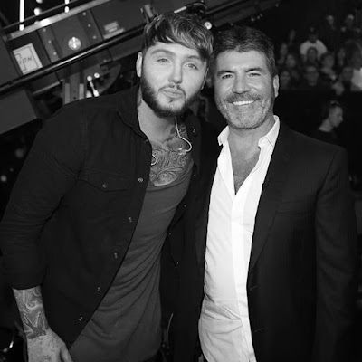 Couldn't be happier to welcome back James Arthur Huge congratulations