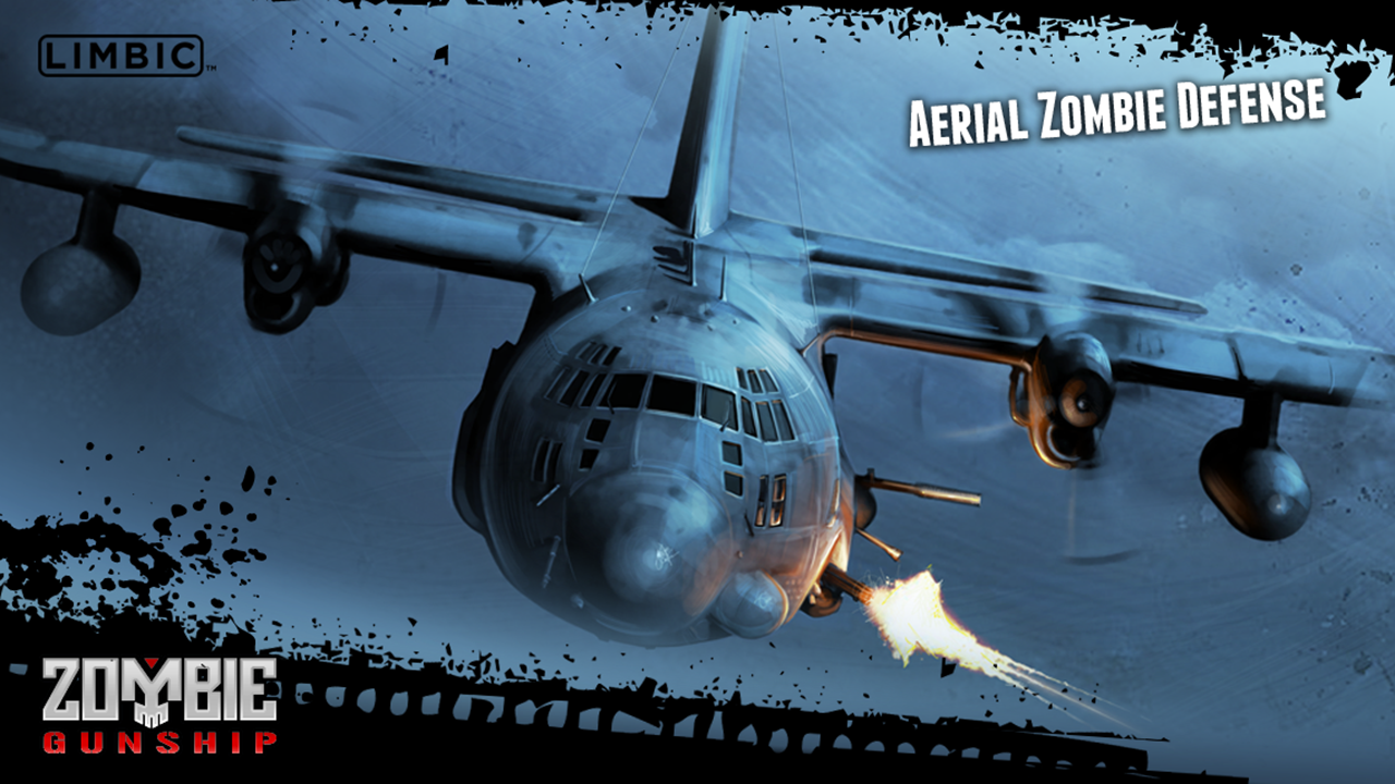 Zombie Gunship screenshot #1