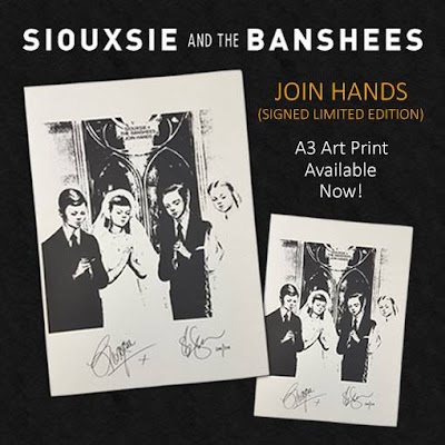 Join Hands signed limited edition A3 Art Print Available Now