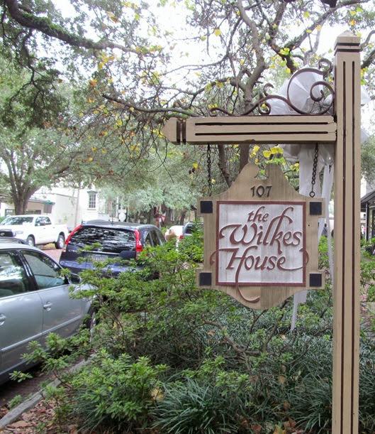 Mrs Wilkes Dining Room Savannah Ga: Tea And Talk