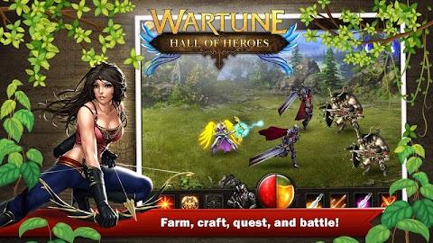 Wartune: Hall of Heroes Screenshot 32
