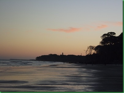 Hunting Island Sunset 024