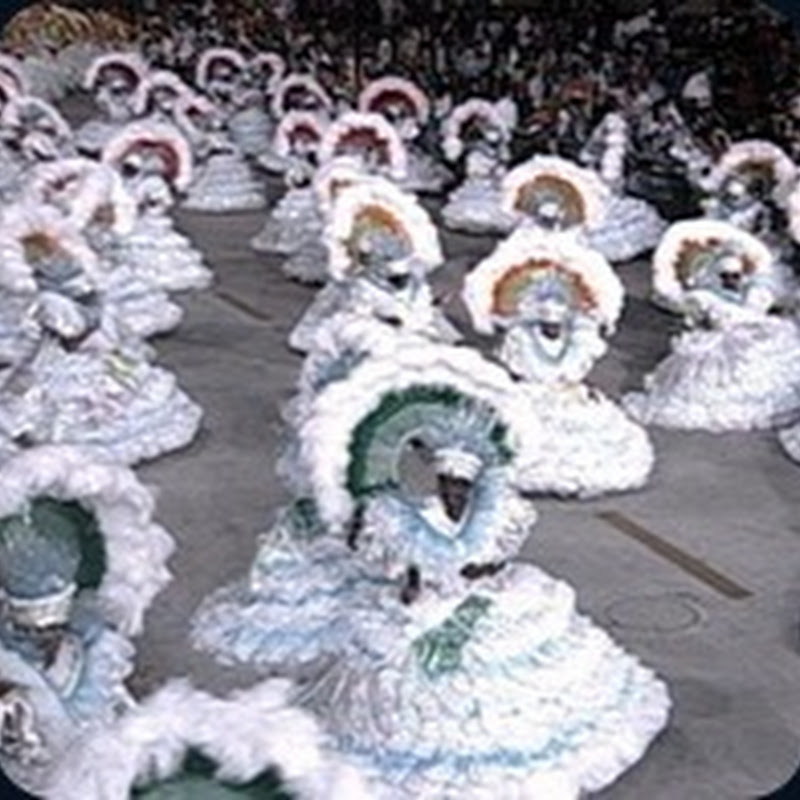 Carnival in Rio: the beauty of participants does the rest, many of whom have marched in the nude look.