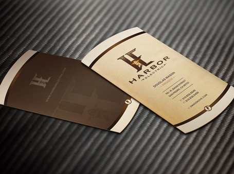 Harbor-Electric-Business-Cards