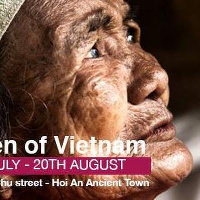 Triển lãm ảnh chủ đề Phụ Nữ Việt Nam gồm 40 tác