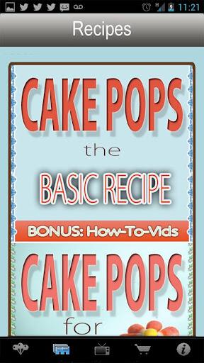 Cake Pops Complete