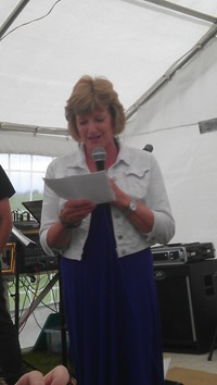 A touching speech from Sue