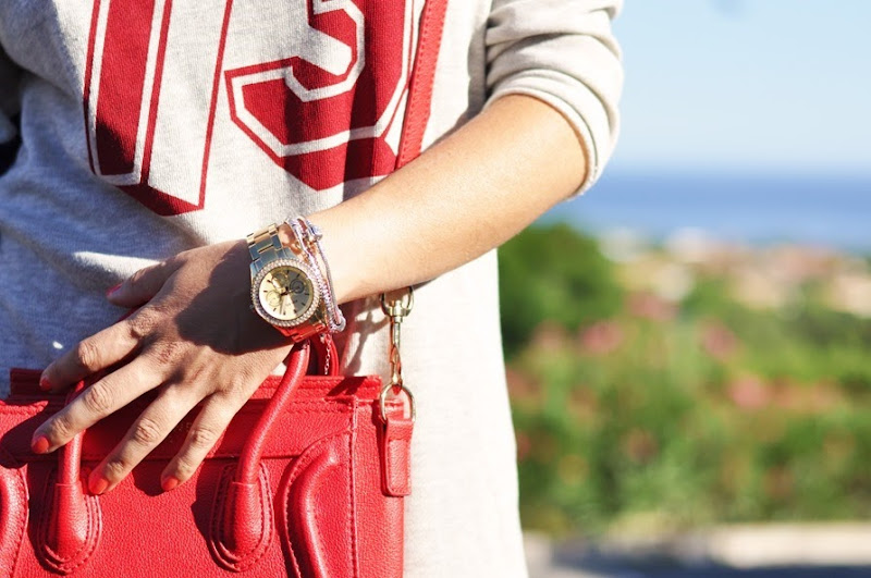 outfit, corsica, summer 2013, STYLE,  fashion bloggers, fossil watch, street style, zagufashion