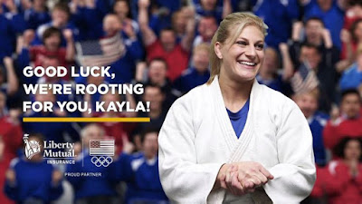Its been four years since Kayla Harrison Olympic World Champion won the
