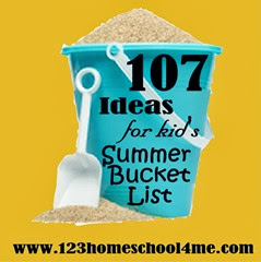 107 summer activites for kids