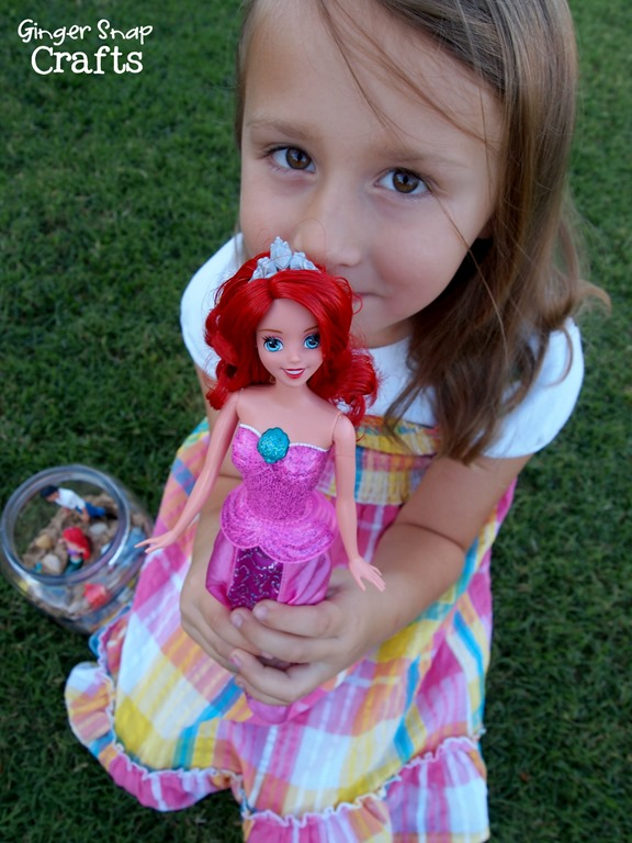 little mermaid singing ariel doll #shop